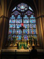 Notre Dame de Paris, Seitenkapelle, ©. Striegel
